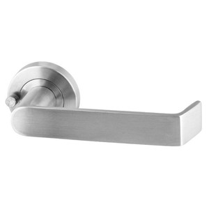 Picture of Sabre Lever on 53mm Rose Privacy Set S06 SSS