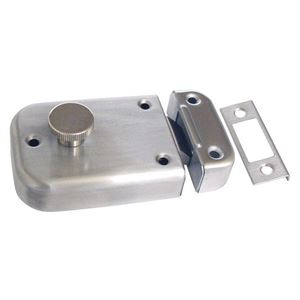 Picture of Kaba 550 Nightlatch Less Cyl SSS