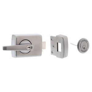 Picture of Lockwood 001-1L1 Lever Open-in Timber Frame Deadlatch SP