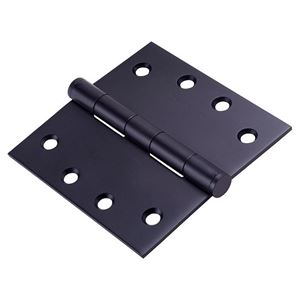 Picture of dormakaba 100x100x2.5mm Fixed Pin Hinge BLK