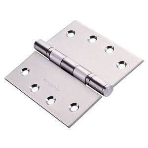 Picture of dormakaba 100x100x2.5mm Fixed Pin Hinge SSS