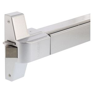 Picture of dormakaba ED22DPEOF Double Door Exit Device SIL