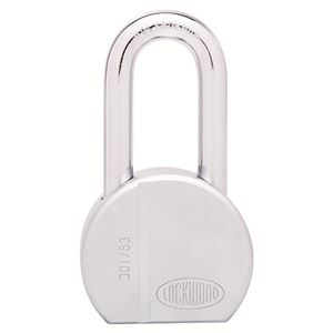 Picture of Lockwood 301 Steel 63mm Padlock 54mm Steel Shackle