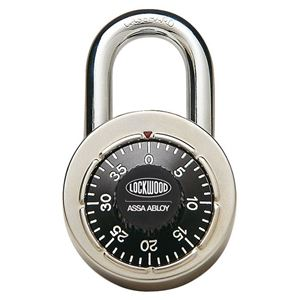 Picture of Lockwood 140 Dial Combo Padlock