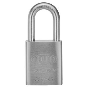 Picture of Lockwood 334 Stainless Steel Case 45mm Padlock 38mm SS Shackle 5P KD
