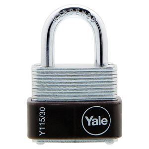 Picture of Yale 115-30 Steel 17mm Shackle