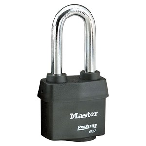 Picture of Masterlock 6127LJK Weather Tough 67mm Wide Body Boron Shackle