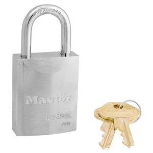 Picture of Masterlock 7030K Solid Steel 40mm Wide Body Boron Shackle