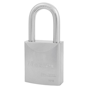 Picture of Masterlock 7040LFK Solid Steel 44mm wide body Boron Shackle