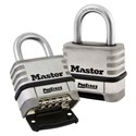 Picture of Masterlock 1174D Combination 57mm Stainless Steel