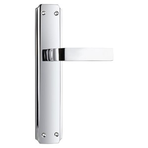 Picture of Tradco 0658 Rotterdam Lever Latch CP