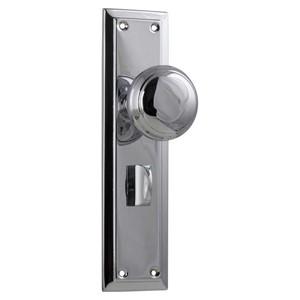 Picture of Tradco 0881P Richmond Knob Privacy SB 200x50mm CP