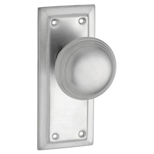 Picture of Tradco 0883 Richmond Knob Latch SB 125x50mm SC