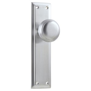 Picture of Tradco 0884 Richmond Knob Latch SB 200x50mm SC