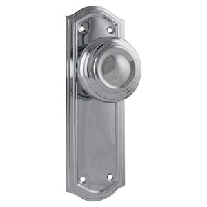 Picture of Tradco 1092 Kensington Knob Latch 175x58mm CP