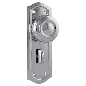 Picture of Tradco 1092P Kensington Knob Privacy 175x58mm CP