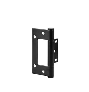 Picture of McCallum A166 Aluminium Offset Interfold Hinge BLK