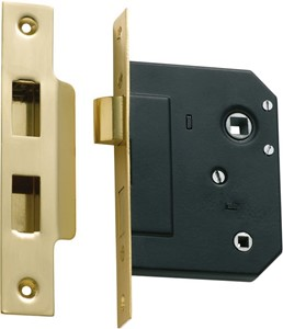 Picture of Tradco 1136 Privacy Lock 76-B57mm PB