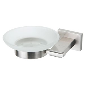 Picture of Madinoz SD422 Soap Dish with Glass Dish SSS