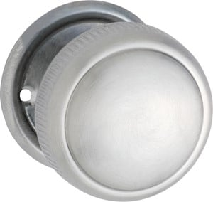 Picture of Tradco 0889 Mort Knob Milled Edge 52mm SC