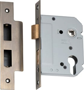 Picture of Tradco 2153 Euro Lock 57mm AB