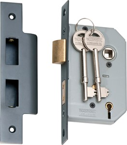 Picture of Tradco 2158 5 Lever Lock 46mm AC