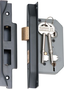 Picture of Tradco 2162 Rebated 5 Lever Lock 46mm AC