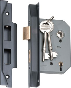 Picture of Tradco 2163 Rebated 5 Lever Lock 57mm AC