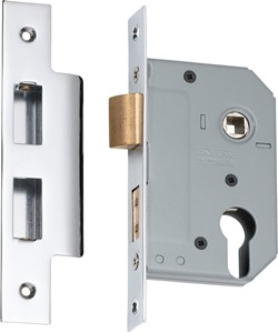 Picture of Tradco 2168 Euro Lock 46mm CP