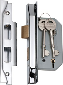 Picture of Tradco 2170 Rebated 5 Lever Lock 46mm CP