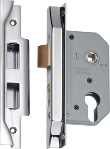 Picture of Tradco 2172 Rebated Euro Lock 46mm CP