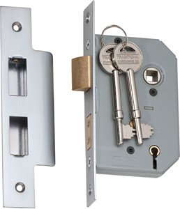 Picture of Tradco 2174 5 Lever Lock 46mm SC