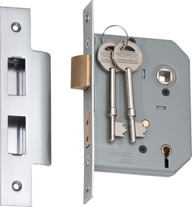 Picture of Tradco 2175 5 Lever Lock 57mm SC