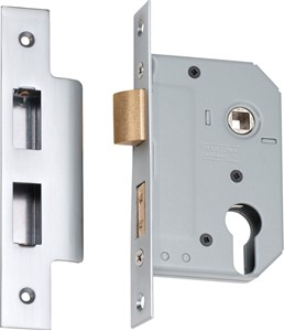 Picture of Tradco 2176 Euro Lock 46mm SC