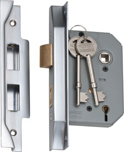Picture of Tradco 2179 Rebated 5 Lever Lock 57mm SC