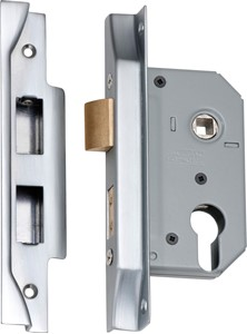 Picture of Tradco 2180 Rebated Euro Lock 46mm SC