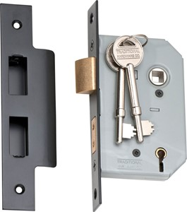 Picture of Tradco 2182 5 Lever Lock 46mm MB