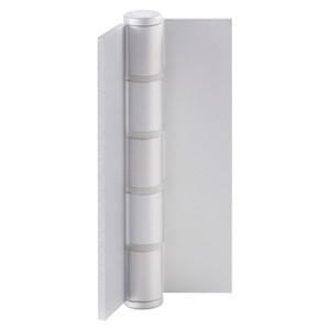 Picture of McCallum A141 Aluminium Concealed Butt Hinge SNA