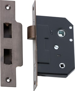 Picture of Tradco 2202 Privacy Lock 63-B44mm AB