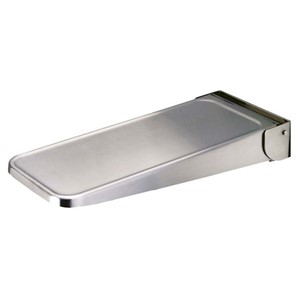 Picture of Bobrick B287 Surface Mounted Folding Utility Shelf