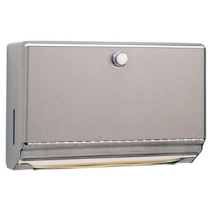 Picture of Bobrick B2621 Classic Surface Mounted Paper Towel Dispenser