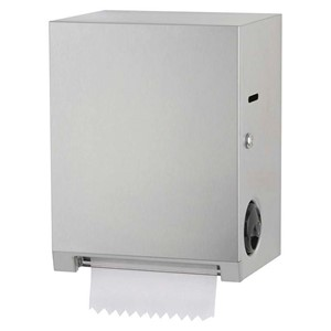 Picture of Bobrick B2860 Surface Mounted Roll Paper Towel Dispenser