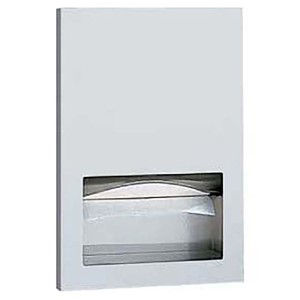 Picture of Bobrick B35903 Trimline Recessed Towel Dispenser