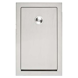 Picture of Bobrick KB111-SSRE Baby Changing Station Vertical Recessed