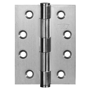 Picture of McCallum S284-100mm Stainless Steel Butt Hinge SSS