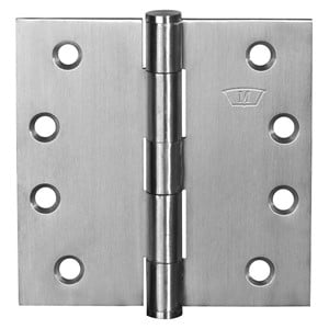 Picture of McCallum S287-100mm Stainless Steel Butt Hinge SSS