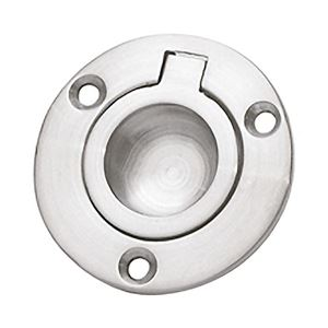 Picture of Scope FP01 Round Flush Pull SS