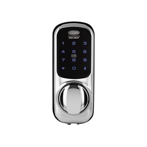 Picture of Lockwood 001T Touch Keyless Rimlock CP