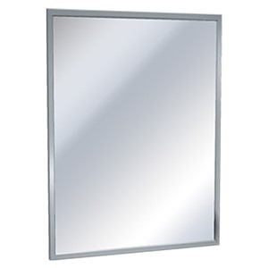 Picture of ASI JD MacDonald 10-0620-V1836 Channel Frame Mirror