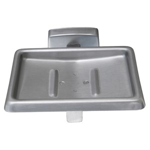 Picture of Metlam Soap Dish with Drain - SSS